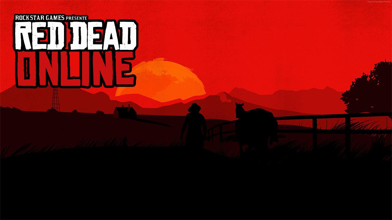 Les Futurs Jeux Rockstar Games : Red Dead Online