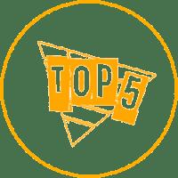 Top 5 by Rockstar Mag