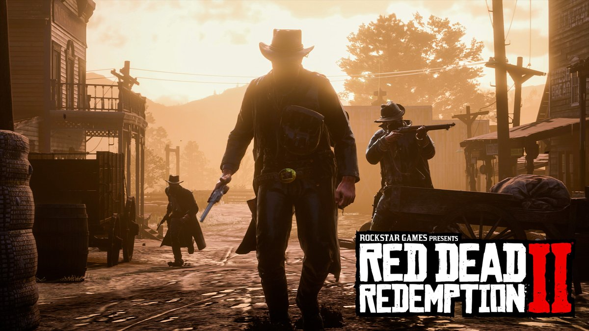 Red Dead Redemption II Gameplay