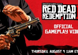 Le premier trailer de Gameplay de Red Dead Redemption II demain !