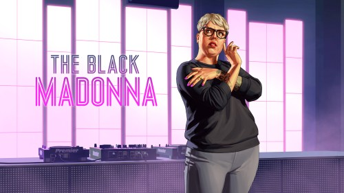 The Black Madonna GTA Online