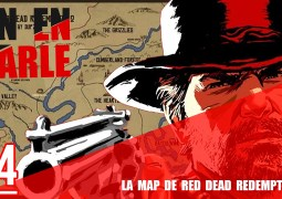 Red Dead Redemption II Map de 2016