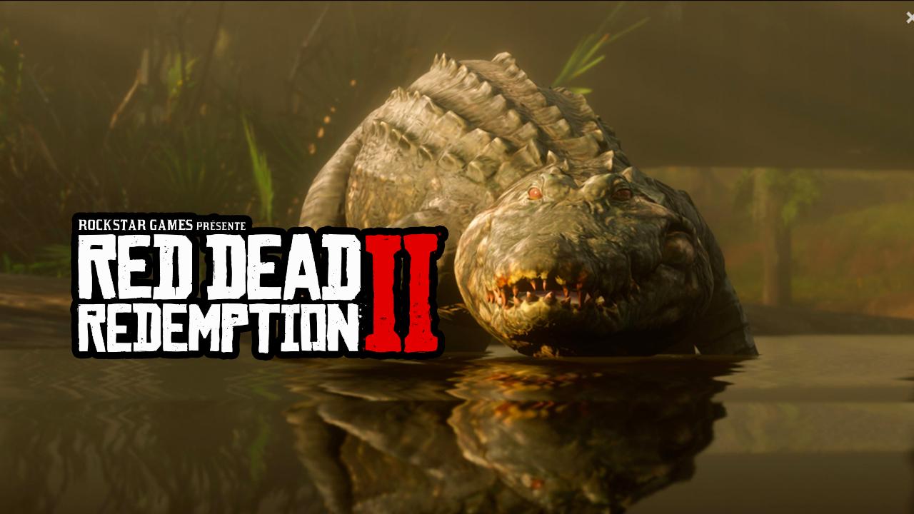 Nouvelles Images de Red Dead Redemption II Discret