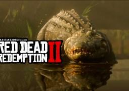 Nouvelles Images de Red Dead Redemption II en toute discrétion !
