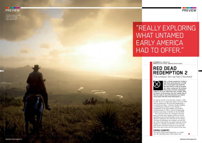 Preview PlayStation Magazine UK