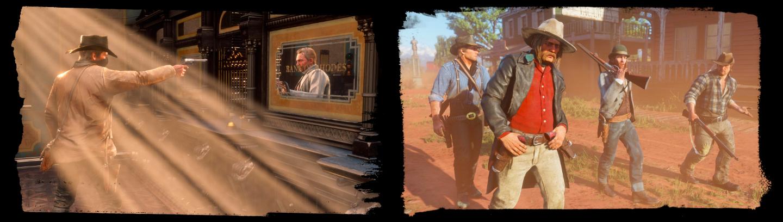 Red Dead Redemption II - Rhode