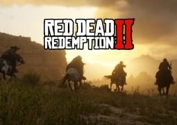 Red Dead Redemption II continue sur sa lancée des meilleures ventes en France