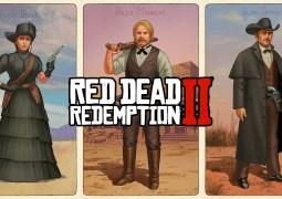 Rockstar Games présente trois as de la gâchette de Red Dead Redemption II
