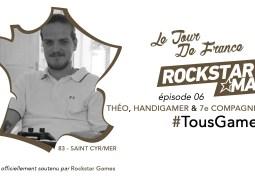 [DOCUMENTAIRE] Le Tour de France # TousGamers – Théo & HandiGamer