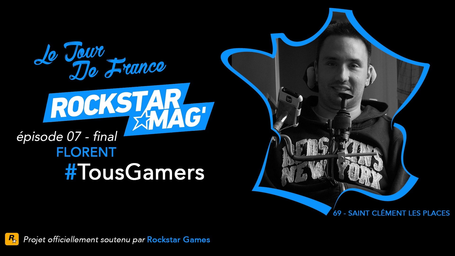 Tour de France TousGamers Rockstar Mag Episode 07 - Florent