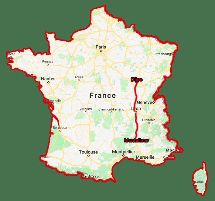 Trajet Tour de France Rockstar Mag' 01 TousGamers