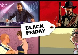 Black Friday : les jeux Rockstar Games en promotion sur Xbox One et PlayStation 4