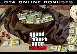 Nouvelle semaine spéciale sur GTA Online avec 1.35 million de GTA$ bonus à gagner