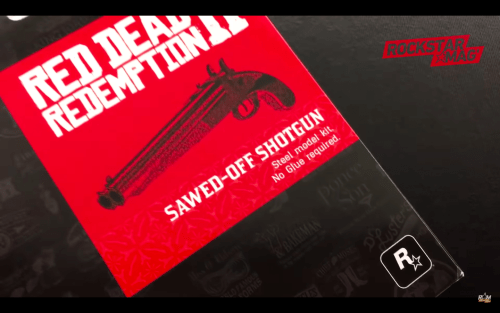 Red Dead Redemption II Paquet Surprise