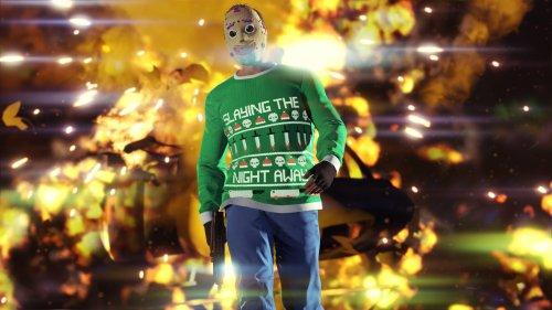 GTA Online Pull Noël