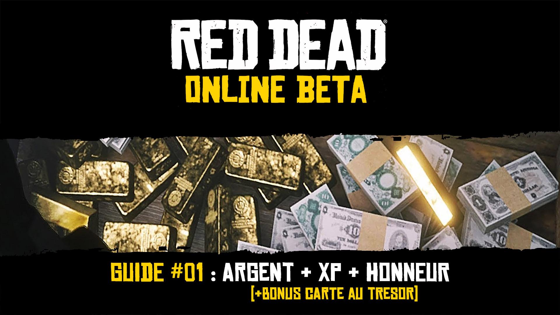astuce pour gagner de largent red dead redemption 2