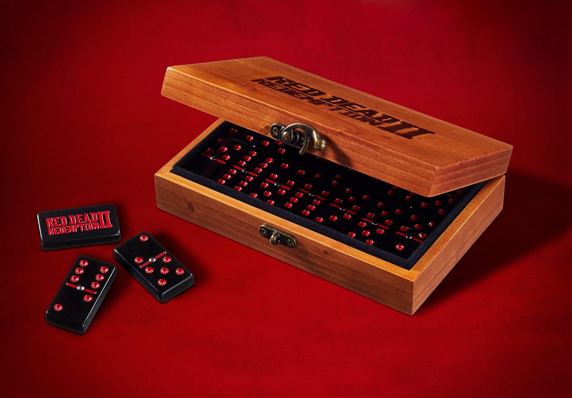 Red Dead Redemption 2 Set Dominos