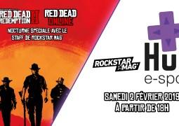 Rockstar Mag animera une soirée Red Dead Redemption II au HUB eSport !