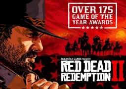 Rockstar Games publie un trailer dédié aux récompenses décernées à Red Dead Redemption II