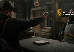 BAFTA Game Awards 2019 : Red Dead Redemption II nominé