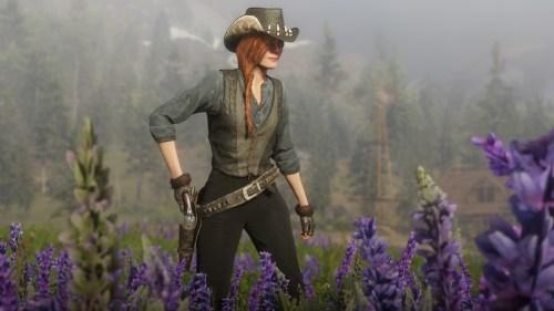 vêtements Red Dead Online