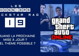 La prochaine mise à jour de GTA Online pas avant cet été ?
