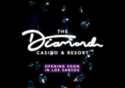 Le Diamond Casino de GTA Online arrivera dans le courant de l'été !