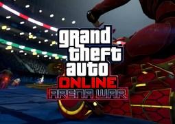 """Mise à l'honneur de """"Guerre d'arène"""" cette semaine sur GTA Online"""