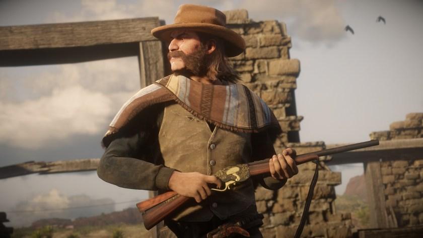 Red Dead Online carabine Evans