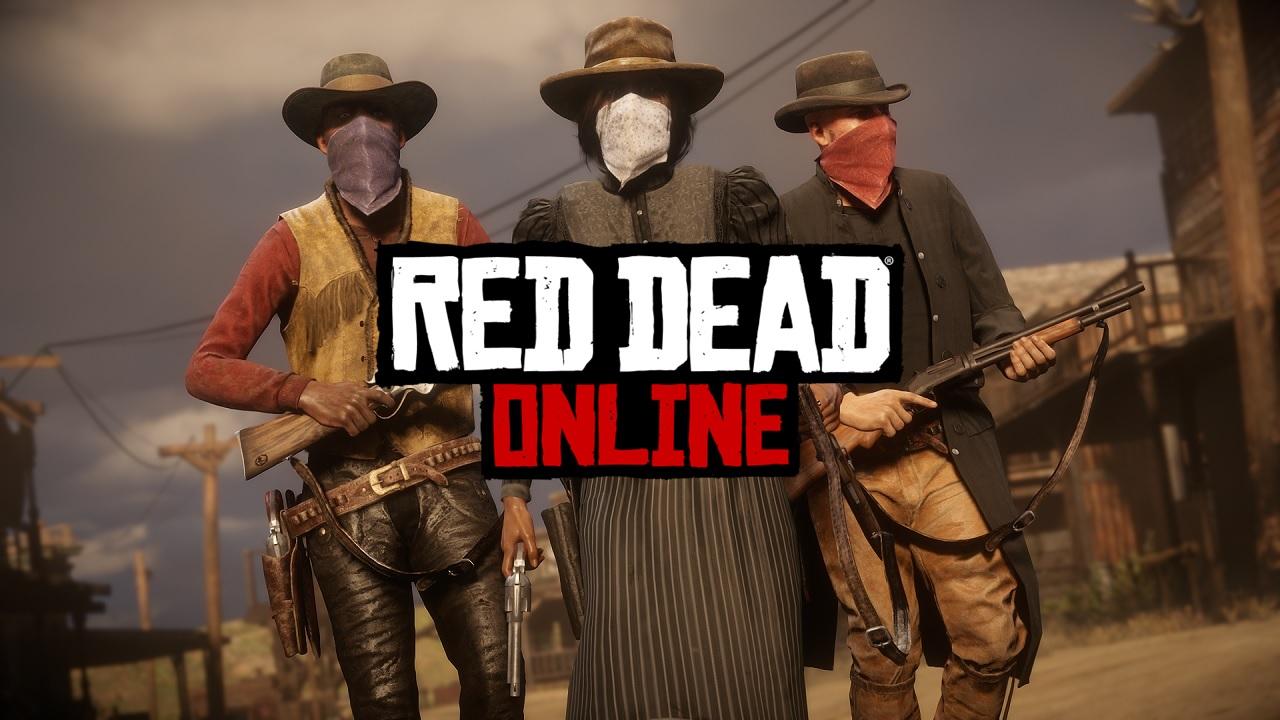 Red Dead Online bandanas