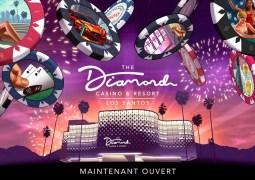 Voici toutes les nouveautés du Diamond Casino & Resort sur GTA Online !