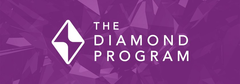 The Diamond Program logo