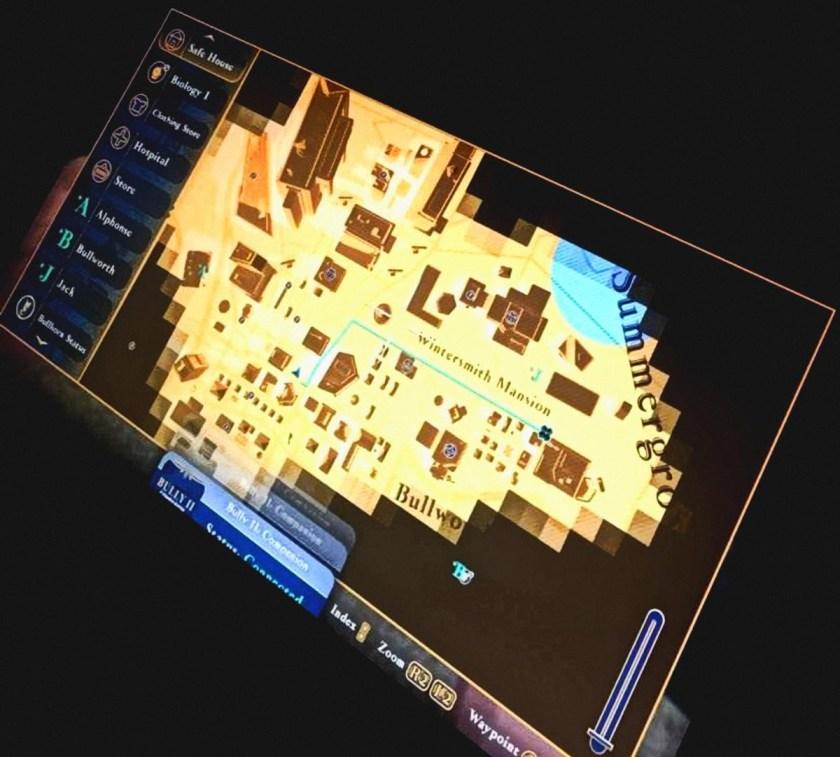 Bully II screen map fake