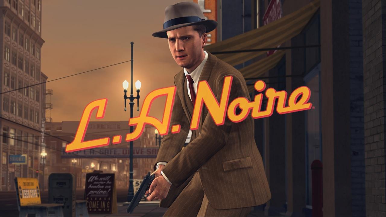 L.A. Noire Cole Phelps