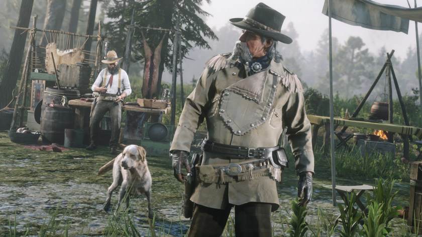 Marchand Red Dead Online