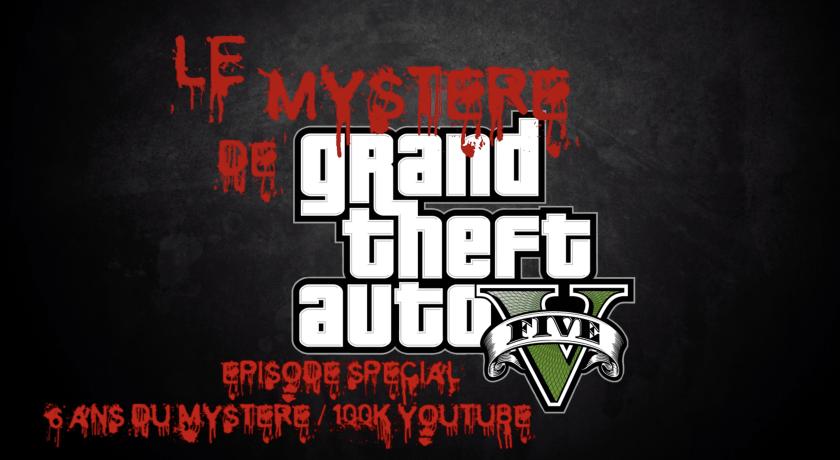 Mystère de GTA V 100K