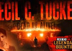 Nouvelle prime légendaire : Cecil C. Tucker débarque sur Red Dead Online
