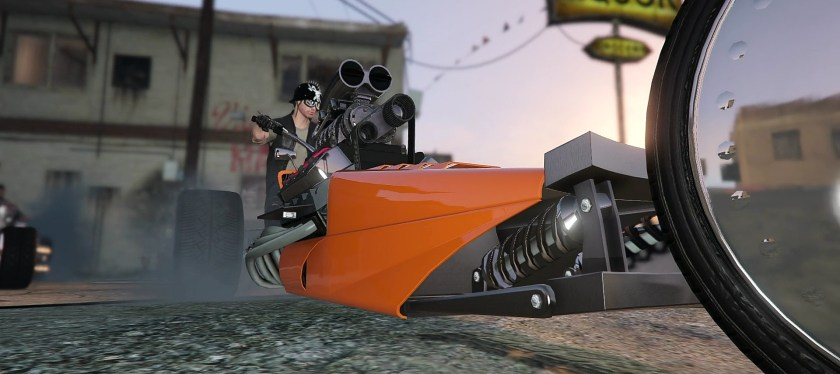 La Western Rampant Rocket fait son apparition dans GTA Online