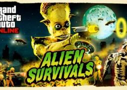 GTA Online : Les survies extra-terrestres, la Western Rampant Rocket et Halloween