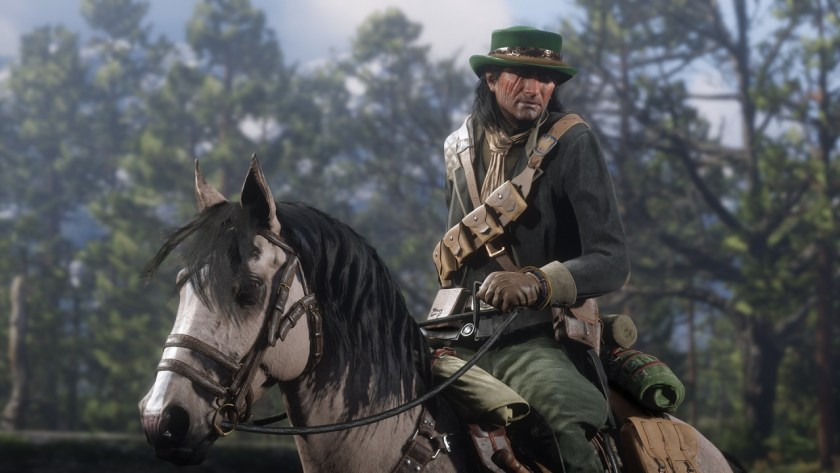 cheval Red Dead Online