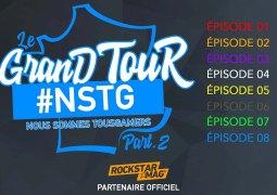 Découvrez la seconde édition du Grand Tour #NSTG (Nous Sommes #TousGamers)