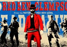 Ben Clempson le Rouge est désormais recherché sur Red Dead Online !
