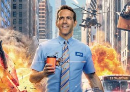 Free Guy film GTA Ryan Reynolds