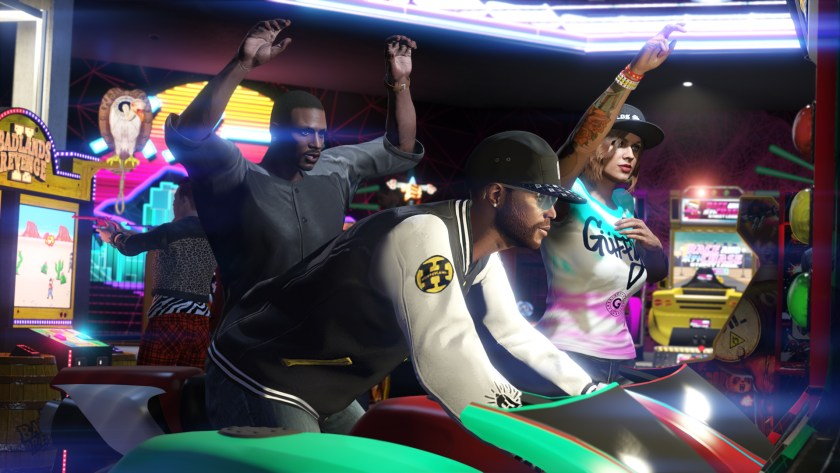 Braquage Diamond Casino GTA Online