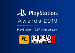Red Dead Redemption II remporte un prix de platine aux PlayStation Awards 2019