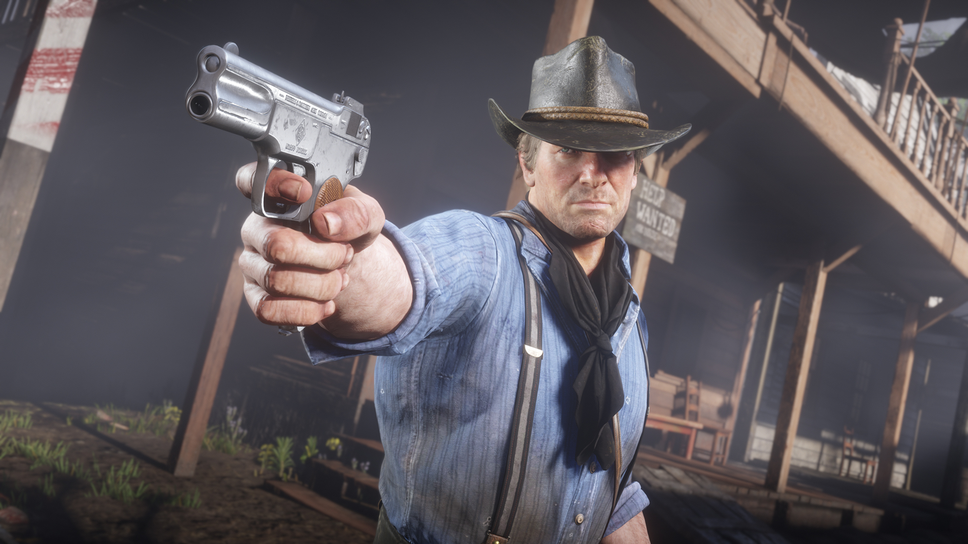 Red Dead Redemption II Mode Photo PS4