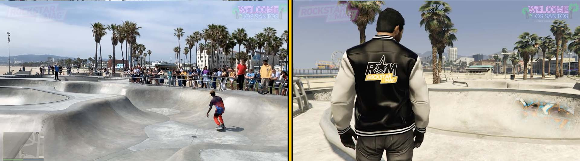 Vespucci 02 : Skate Park