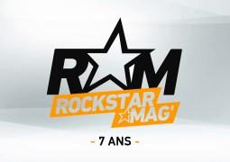 Anniversaire 7 ans Rockstar Mag'