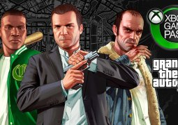 Grand Theft Auto V intègre le Xbox Game Pass console