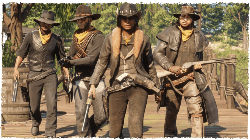 Red Dead Online Contenu Xbox One, PC, Stadia